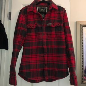 Superdry Thick Winter Flannel